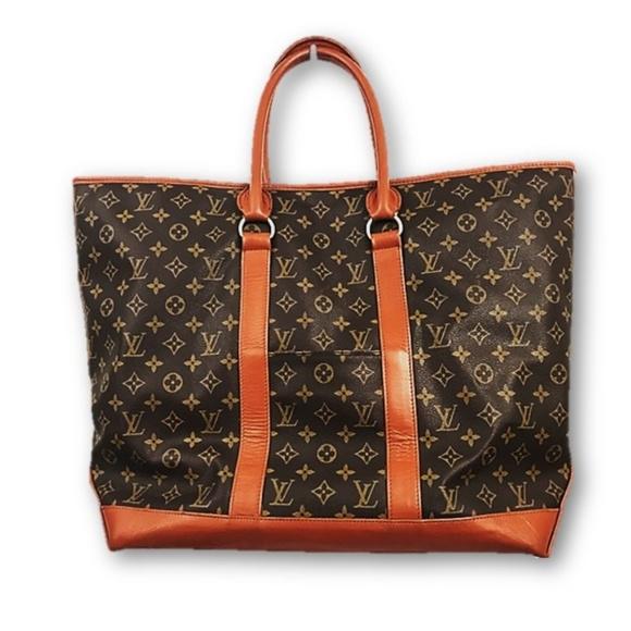 0641d62e97b3b Louis Vuitton Handbags - Louis Vuitton Vintage Monogram Sac Weekend GM